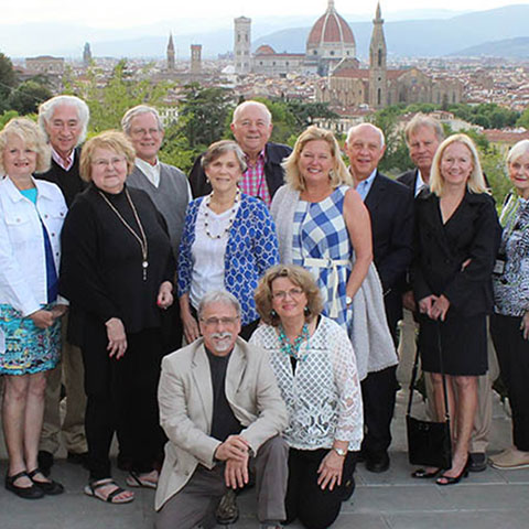 Lifelong Learning in Florence, Italy