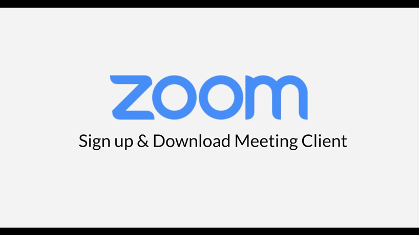 Zoom _ Sign Up and Download image