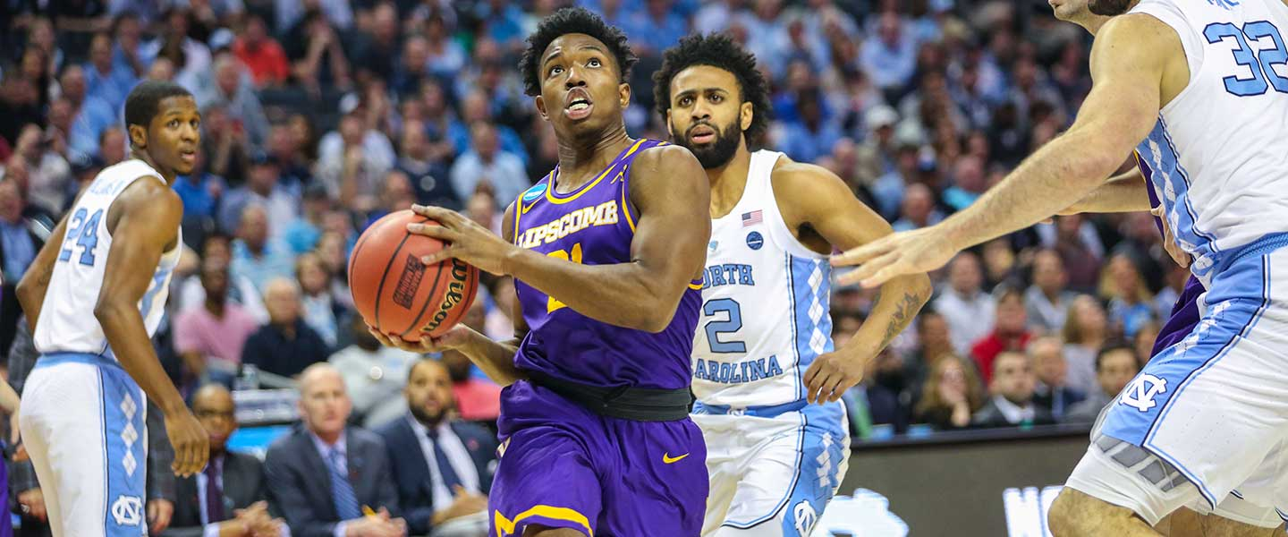 Lipscomb takes on the North Carolina Tar Heels during March Madness.