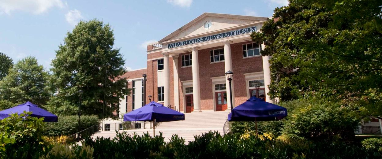 Lipscomb campus center