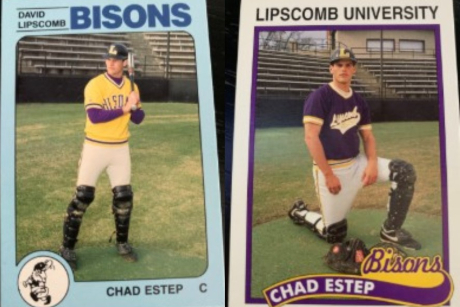 Chad Estep Baseball Cards