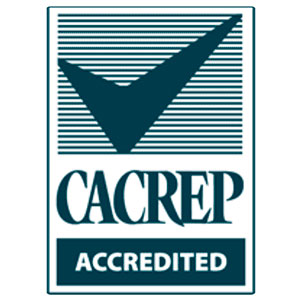 Council for Accreditation of Counseling and Related Educational Programs (CACREP) Accredited