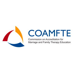 Commission on Accreditation for Marriage and Family Therapy Education (COAMFTE) Logo