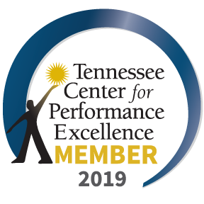 Tennessee Center for Performance Excellence Member 2019 logo