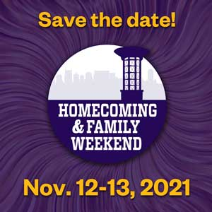 Save the date logo for HCFW2021