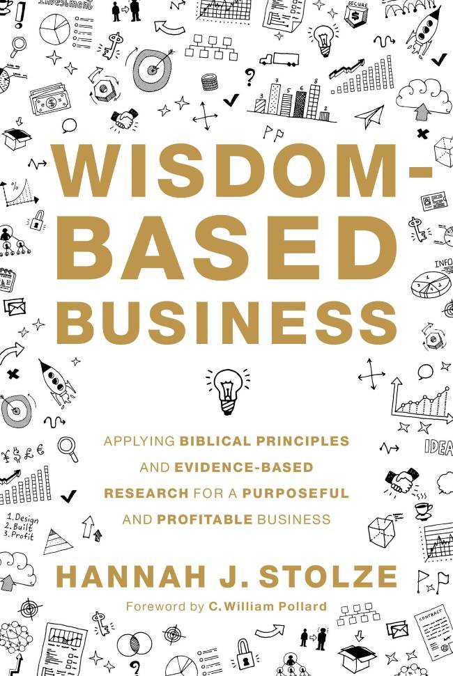Cover of Wisdom Based Business cover