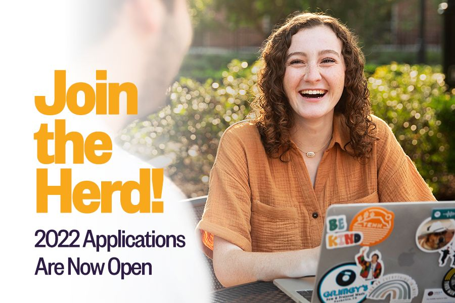Join the Herd! 2022 Applications now open