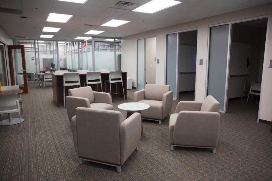 News - Hughes Lounge Space