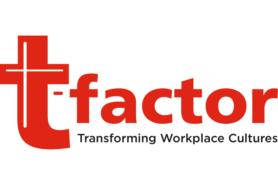 the t-factor logo