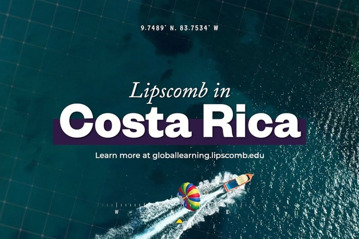 Lipscomb in Costa Rica