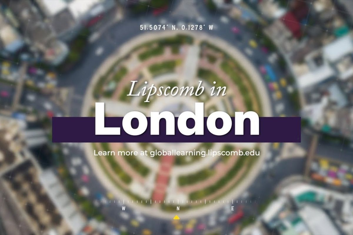Lipscomb in London