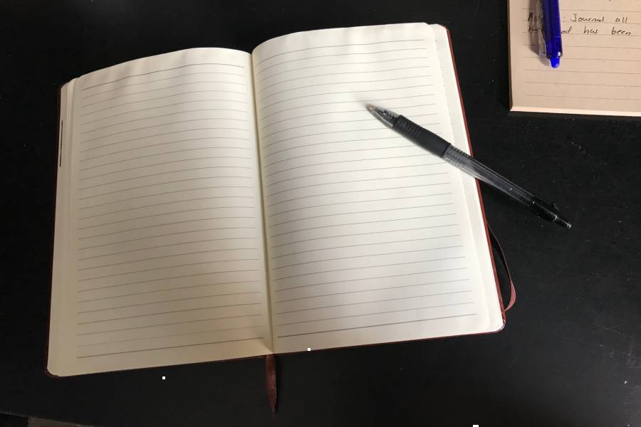 Picture of journal