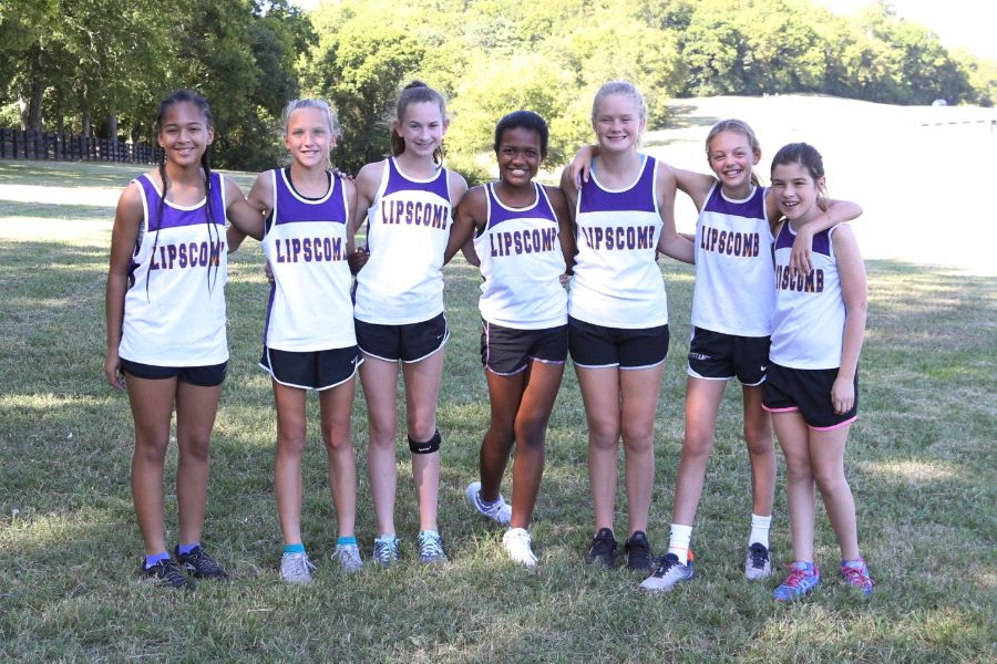 Lipscomb Academy 2019-20 Middle School Girls' Cross Country