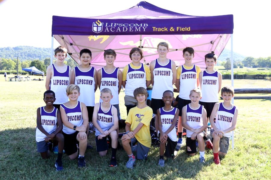 Lipscomb Academy 2019-20 Middle School Boys' Cross Country