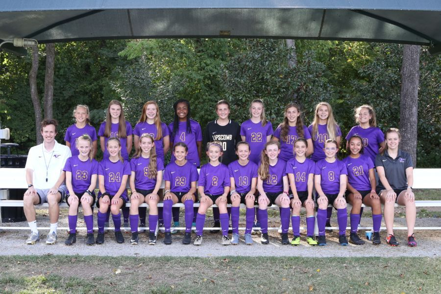 Lipscomb Academy 2019-20 Middle School Girls' Soccer