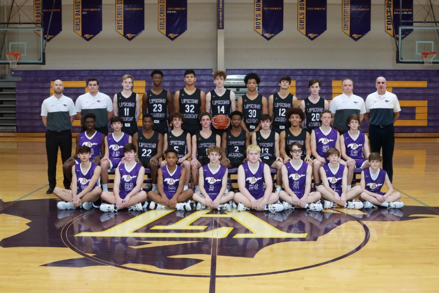 Lipscomb Academy 2019-20 High School Boys' Basketball Team