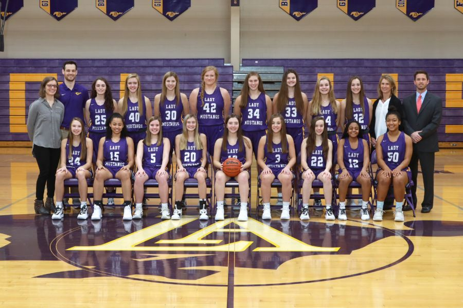Lipscomb Academy 2019-20 High School Girls' Basketball Team