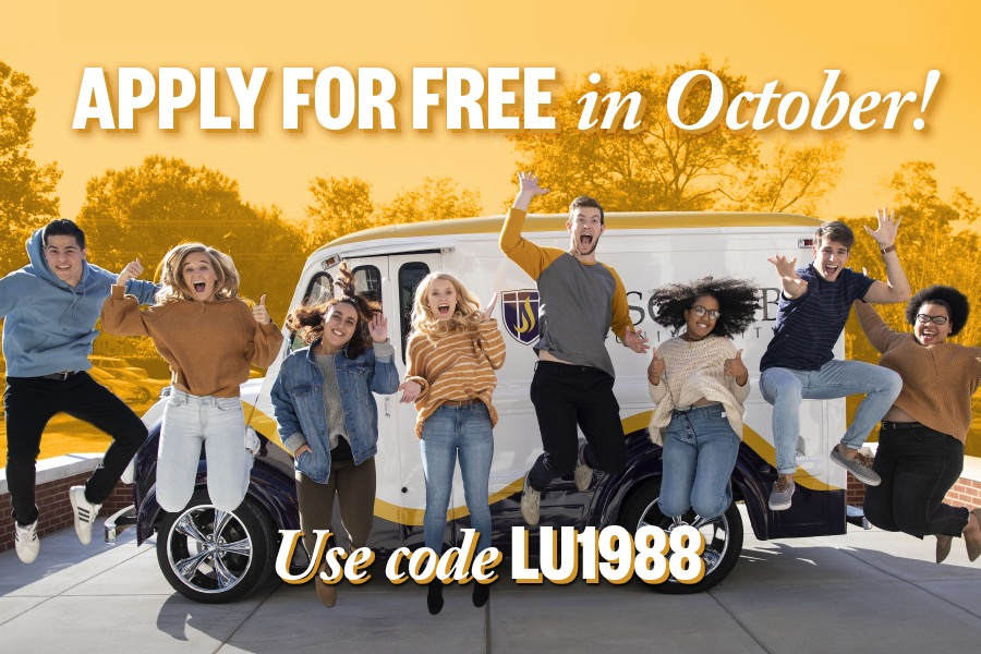 Free App October - Admissions - Web Ad
