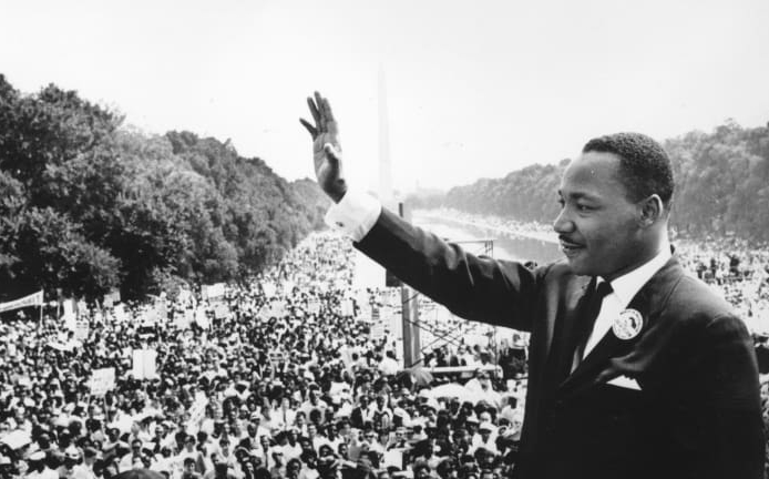 News -  MLK Jr. Photo