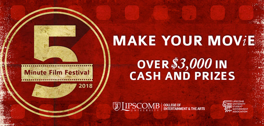 5 Minute Film Festival gives you the chance to win over $3,000 in cash and prizes.