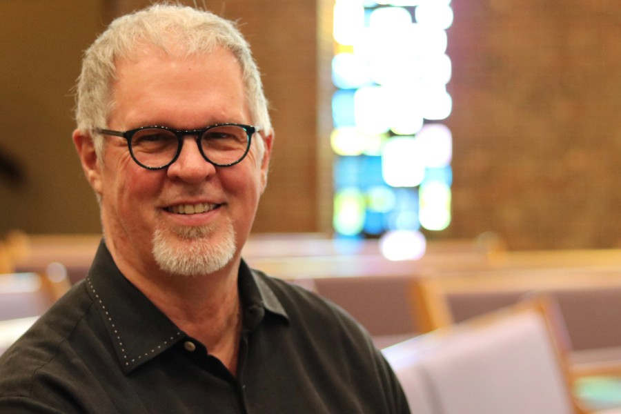 News - Worship Arts Major Randy Gill