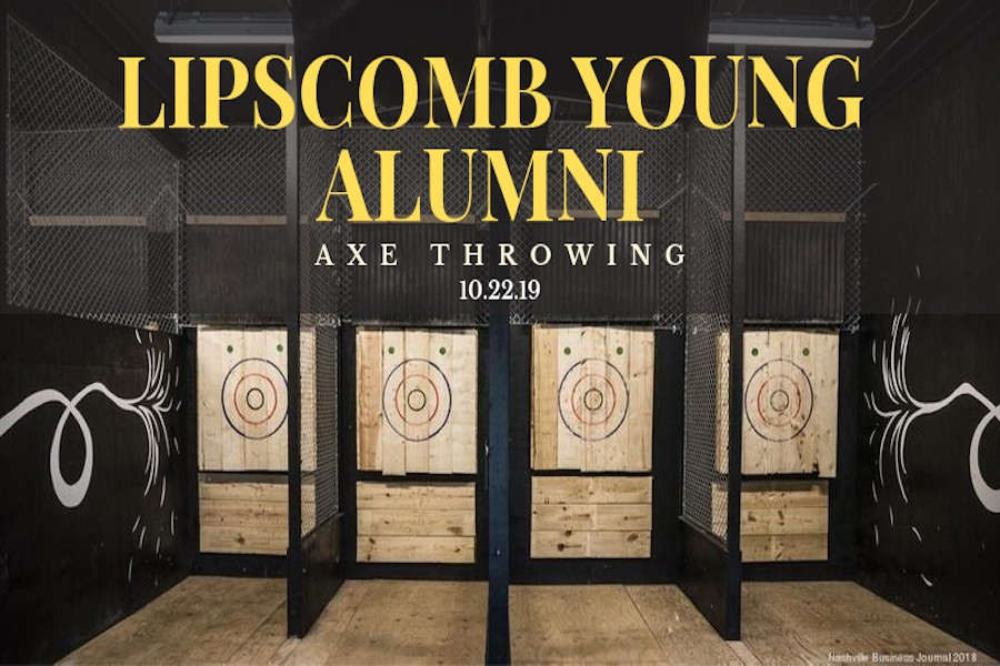 Young Alumni Awe Throwing