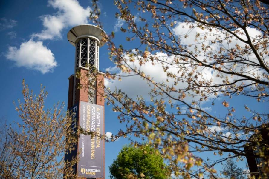 Photo of Lipscomb Bell Tower