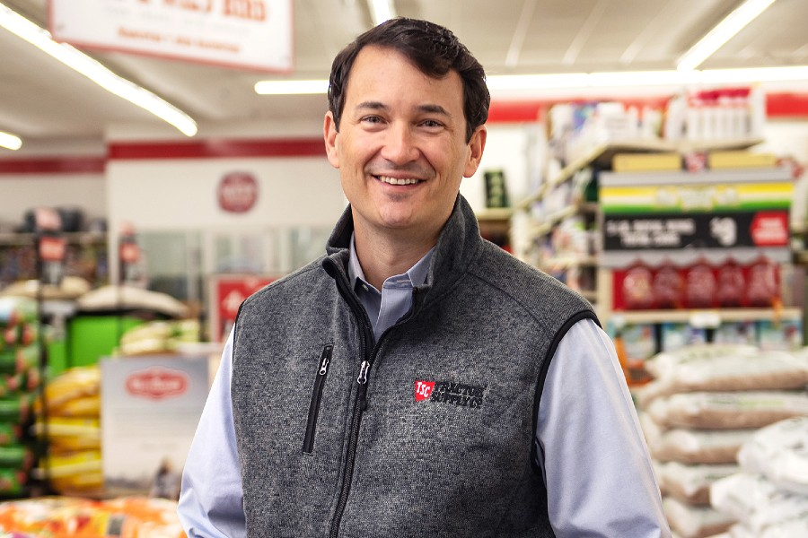 Hal Lawton, President of Tractor Supply Co.
