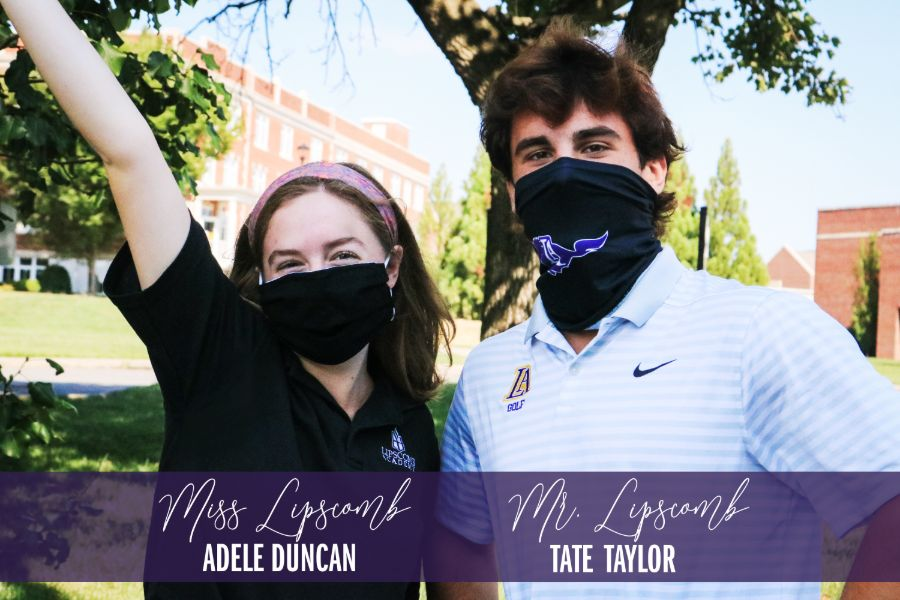 Mr. and Miss Lipscomb 2020-21