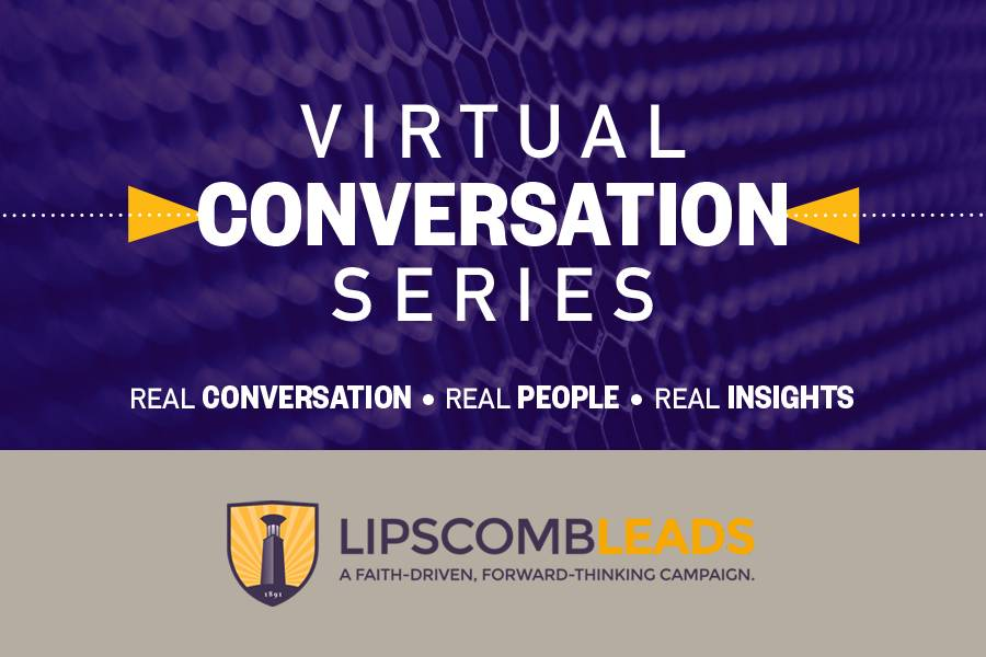 Logo for Virtual Conversation Series