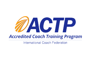 ACTP-accredited from the International Coach Federation