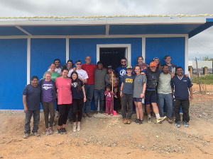 Student Missions Team in Baja