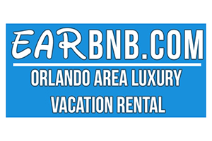 Earbnb.com Orlando Area Luxury Vacation Rental logo