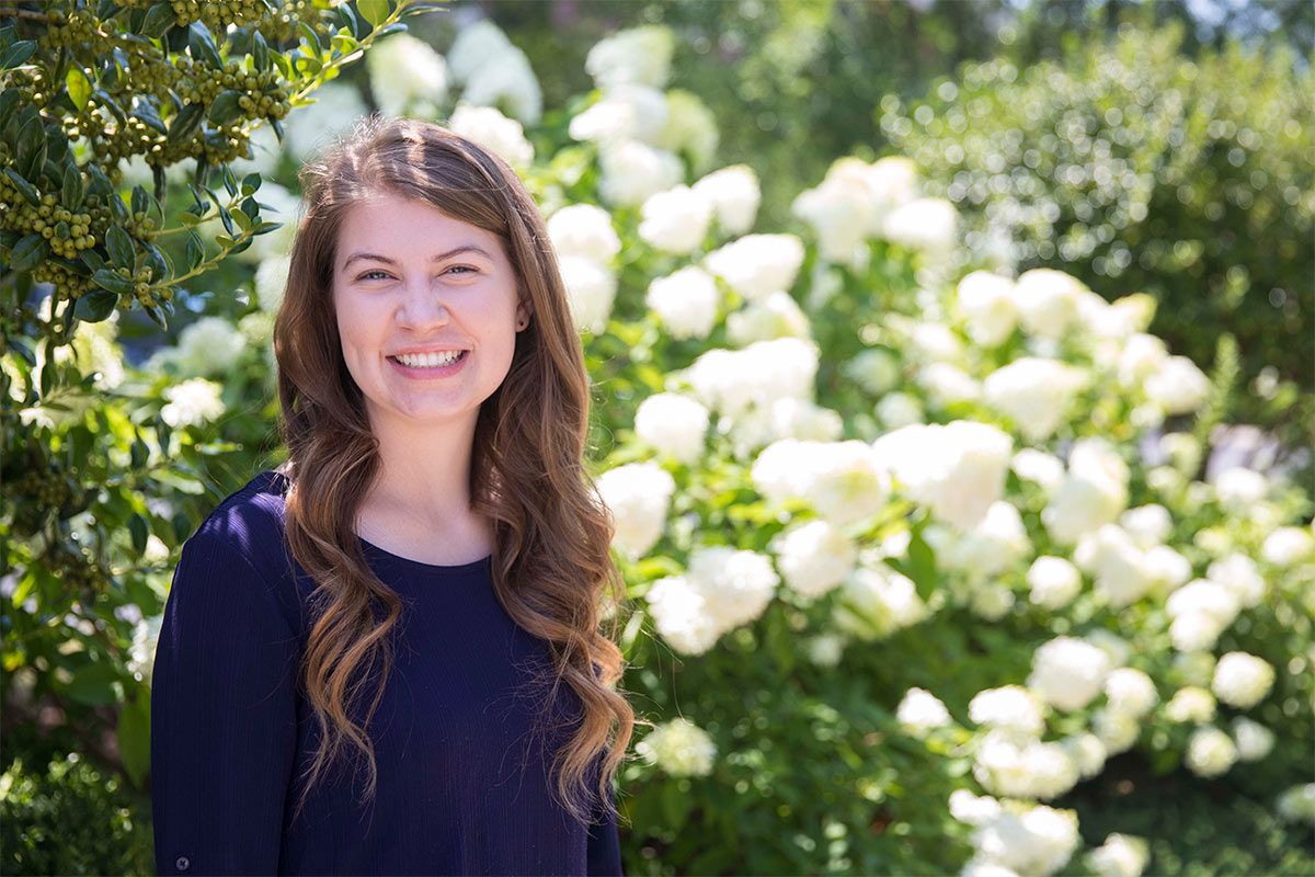 Hannah Minor, an English and German major, has become Lipscomb's seventh Fulbright Scholar to be selected by the international program in the past 12 years.