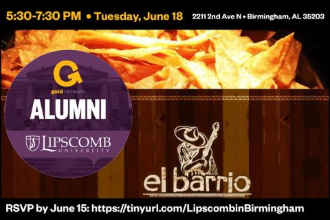 News - Lipscomb Alumni in Bham event