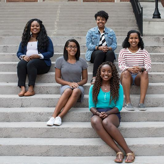 BSU student leaders