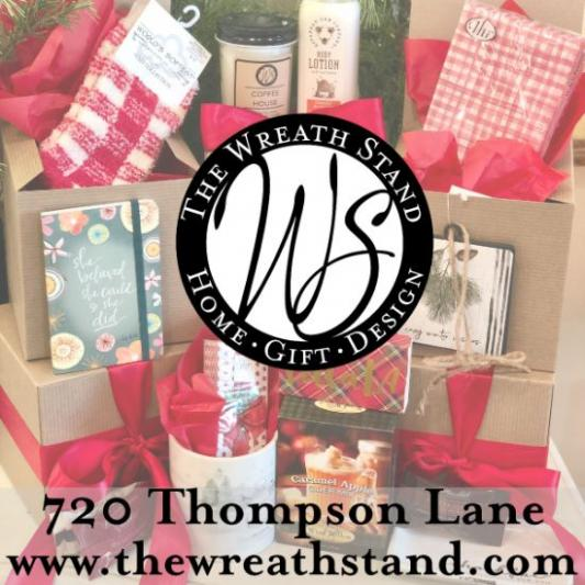 The Wreath Stand