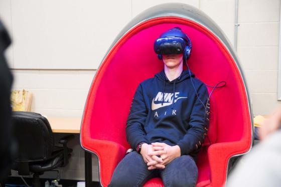 News - Virtual Reality Chair Demonstration
