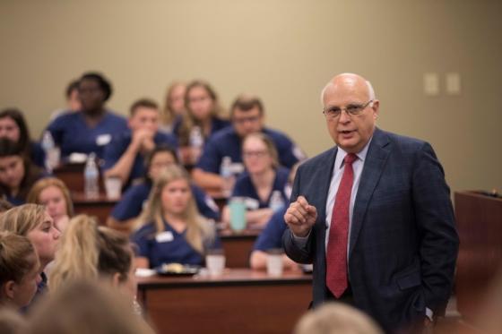 News - Roger Davis Teaching Hero