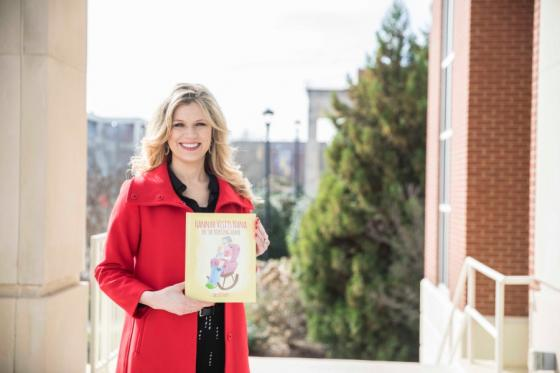 News - Chelsia Harris Book