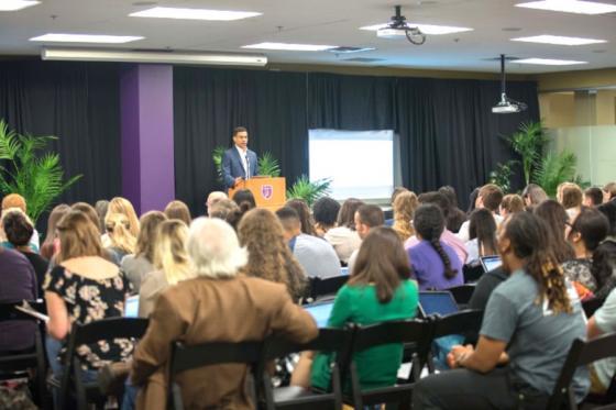News - Student Scholars symposium
