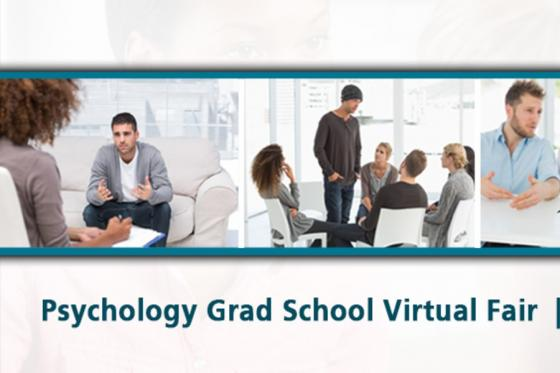 News - Poster for Psychology Grad School Virtual Fair