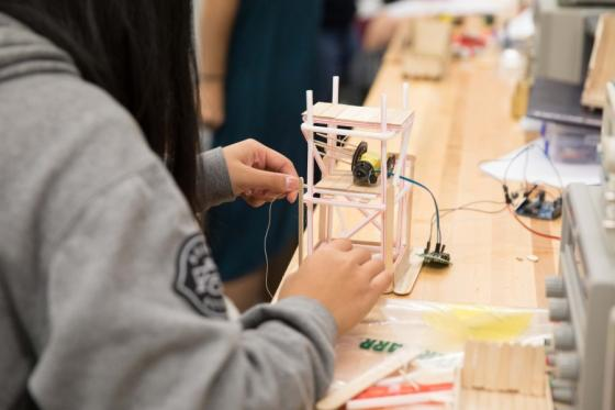 News - Summer Scholars Engineering
