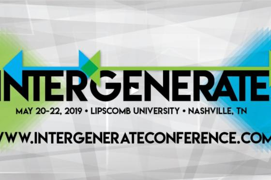 News - Intergenerate Conference