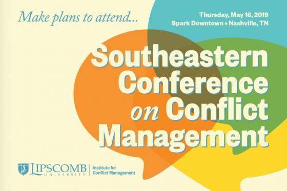 News - SE Conference on Conflict Management
