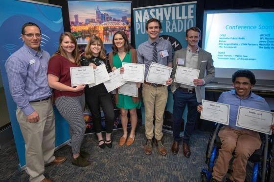News - SPJ MOE Award recipients