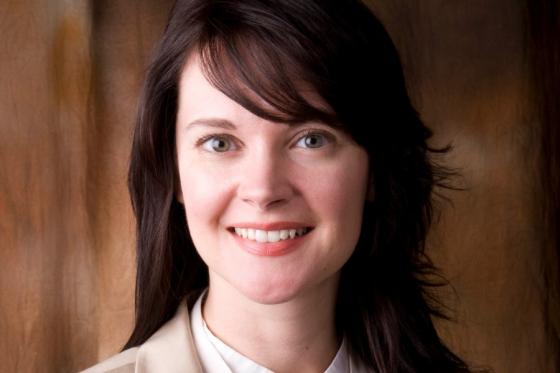 Headshot of Beth Morrow
