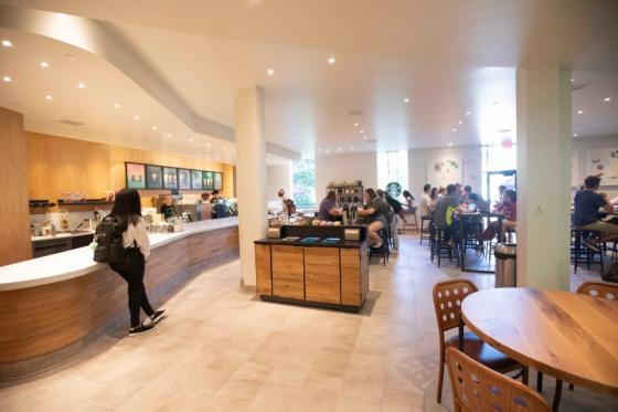 Starbucks Renovation