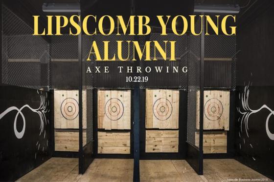 Young Alumni Awe Throwing