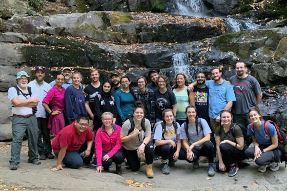 Ecology Class Photo